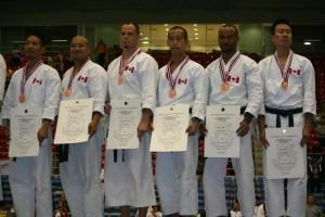 Team Kumite